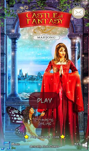 Mahjong: Castle of Fantasy
