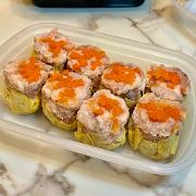 FR5. Shrimp Siu Mai 魚子醬燒賣