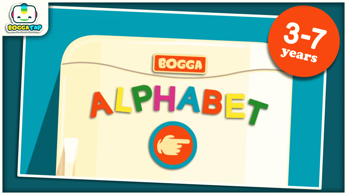 Bogga Alphabet English - ABC- screenshot