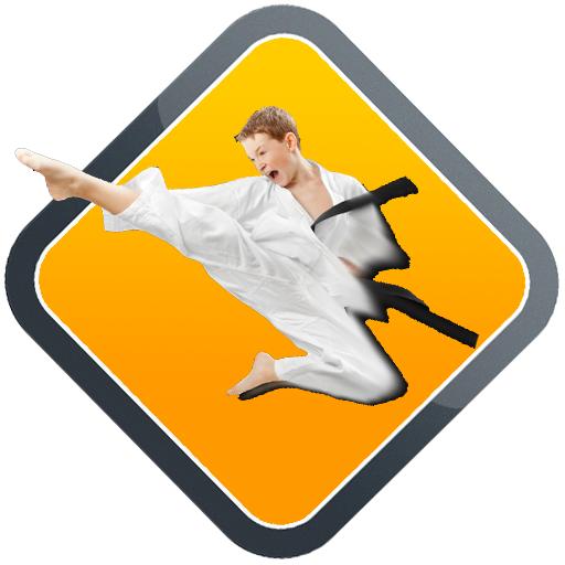 Learn Karate Lessons 健康 App LOGO-APP試玩