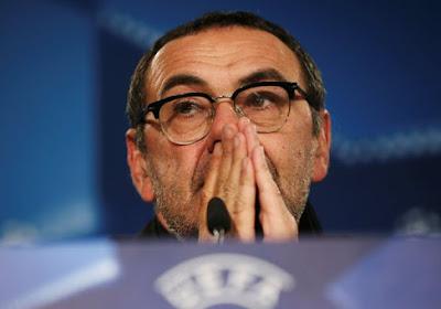 Sarri n'est pas satisfait  par la victoire 2-0 du Napoli