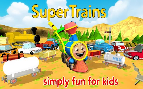 SuperTrains Classic 6.2 Mod + Data for Android 1
