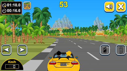 Racing Games that don't need wifi - Car Driving 1.0.5 screenshots 1