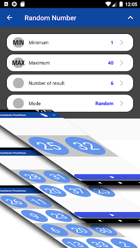 Random Number screenshot 3