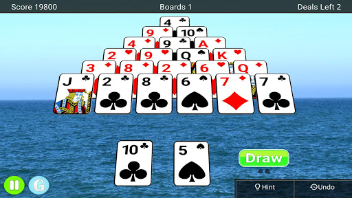 Pyramid Solitaire 3D Ultimate 1.2.3 screenshots 21