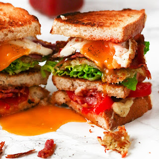 Ultimate BLT with Homemade Hashbrown