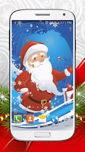 Christmas Live Wallpaper screenshot 5
