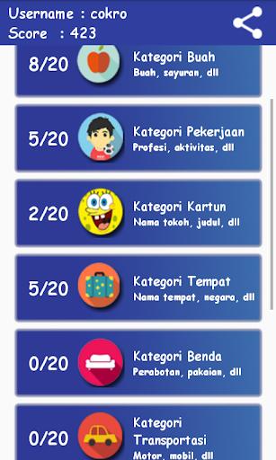 Tebak Kata 2016 2.0 screenshots 3
