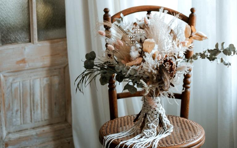 乾燥花保存方式