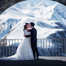 Wedding photographer Andrey Tatarashvili (LuckyAndria). Photo of 29.05.2018