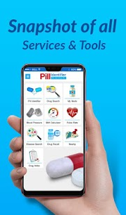 Pill Identifier Pro and Drug Info Screenshot