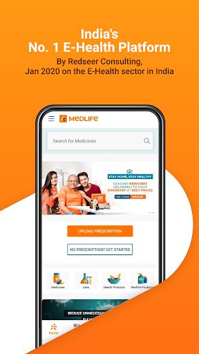 Medlife - India's Largest E-Health Platform screenshot 2