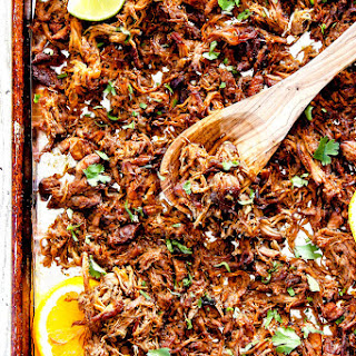 Pork Carnitas With Brown Sugar Recipes