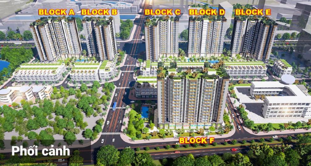 Phương thức thanh toán theo thời gian của dự án City Gate 5