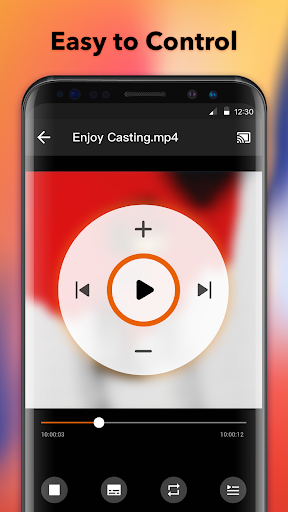 Cast to TV - Chromecast, Roku, stream phone to TV 1.4.0.4 screenshots 3