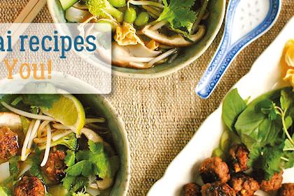 Resepi Sup Ayam Thai Masam