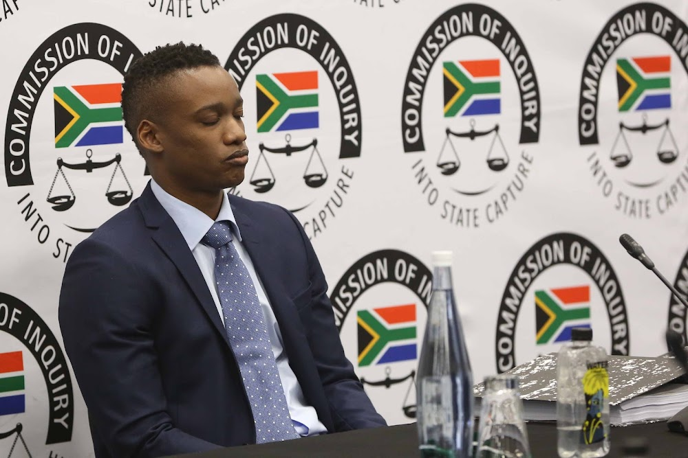 WATCH | 'I happen to be a lampshade': Duduzane Zuma's side of events in five quotes