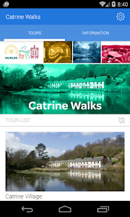 Catrine Walks - Audio tours- screenshot thumbnail