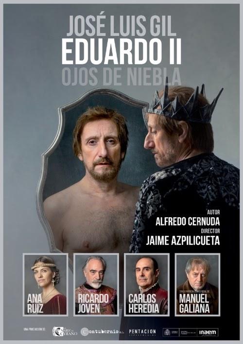 Eduardo II Ojos de niebla