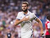 Nacho (Real Madrid) testé positif au coronavirus
