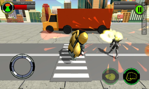Ben Amazing 10 - Galaxy Rage 3D for PC