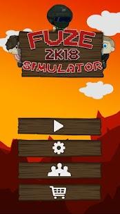 Fuze Simulator - náhled