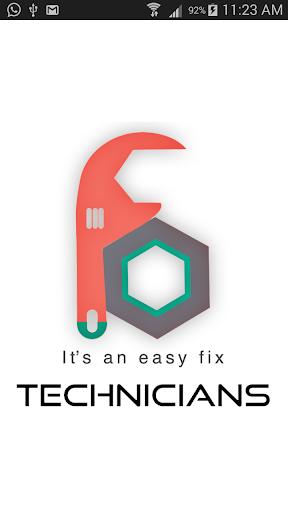 Easyf6 Technicians