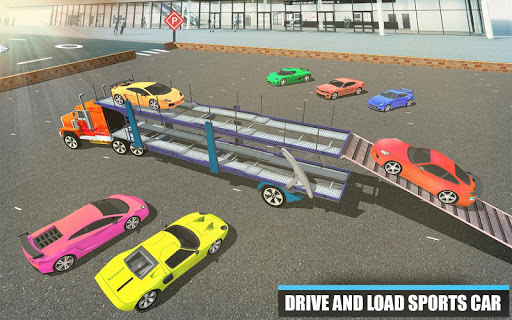 Car Transport Trailer Game - Car Transportation 1.0 screenshots 2