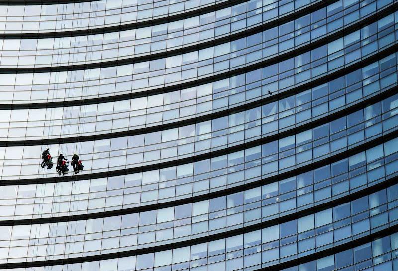 Men at work... di Fabry
