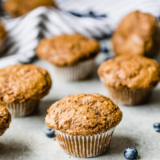 Healthy Bran Muffin With Applesauce Recipes.
