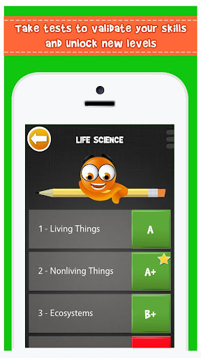 免費下載教育APP|iTooch 4th Gr. Science [FULL] app開箱文|APP開箱王