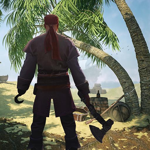 Last Pirate: Survival Island Adventure Icon