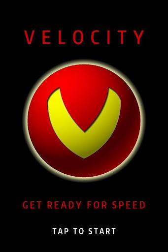 Velocity 1.1.0.b92 screenshots 1