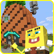 App Icon for Mod Bikini Bottom Maps for MCPE App in Czech Republic Play Store