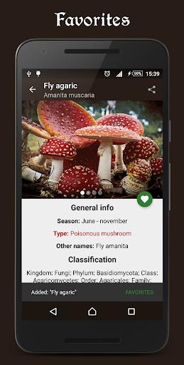 玩免費書籍APP|下載Book of Mushrooms app不用錢|硬是要APP