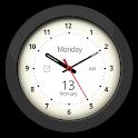 Big Clock Widget icon