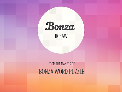 Bonza Jigsaw Screenshot