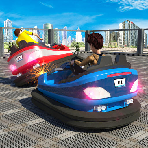 Bumper Cars Crash Unlimited