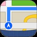 Offline Map Navigation - Live GPS, Locate, Explore icon