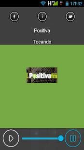 Rádio Positiva FM - náhled