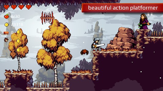 Apple Knight: Action Platformer 1.7.0 (Mod Money/Unlocked)