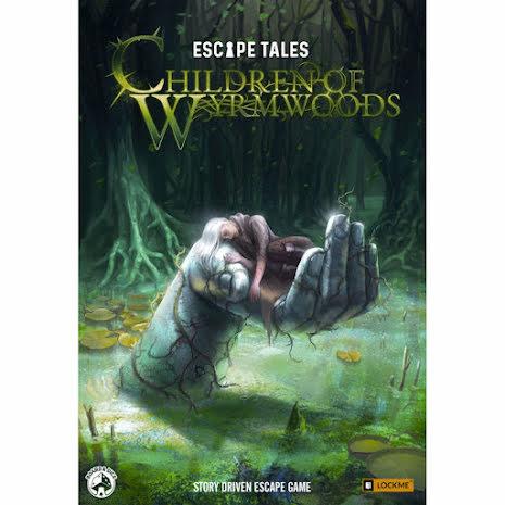 Escape Tales Children of Wyrmwood