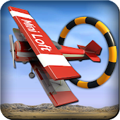 Real Airplane Pilot Stunts 3D
