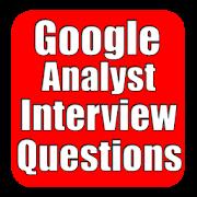 Google Analyst Interview Question