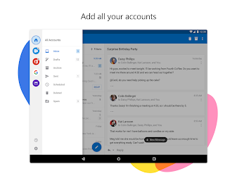Microsoft Outlook APK screenshot thumbnail 13