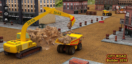 City Road Builder 2018 for PC