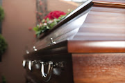 A woman gave birth inside a coffin 10 days after her death. Both the stillborn infant and the mother were buried in one big coffin on Saturday. File photo.