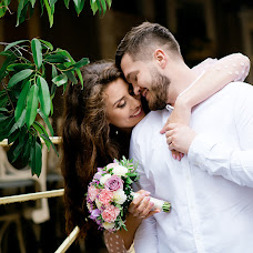 Wedding photographer Kristina Labunskaya (kristinalabunska). Photo of 24.10.2017