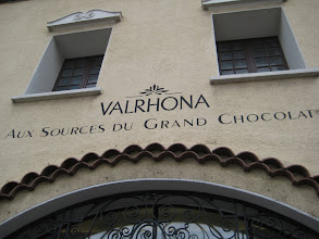 Photo: Chocolate and wine!  Does it get any better?