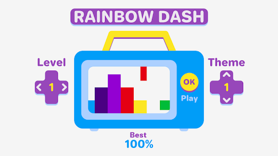 Rainbow Dash Screenshot